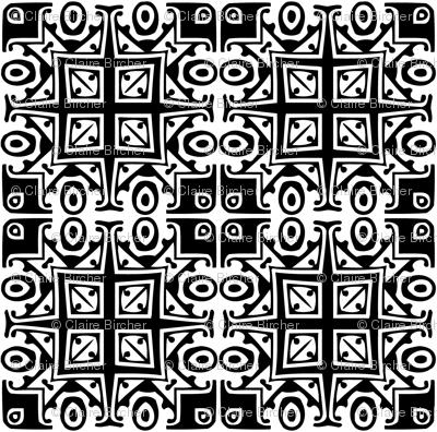 Matisse Style - Monochrome