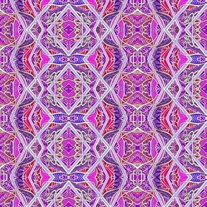 Akimbo Vertical Stripe (magenta/purple)