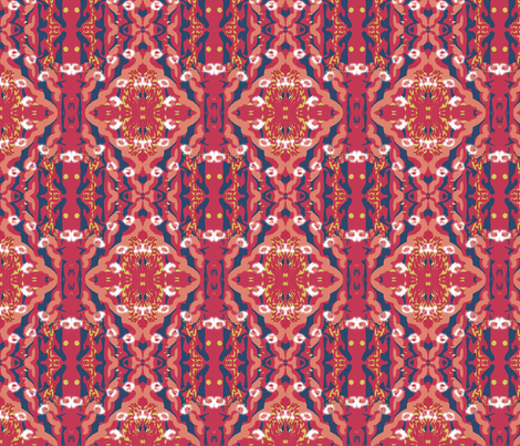 Matisse Orient-ed fabric by eve3 on Spoonflower - custom fabric