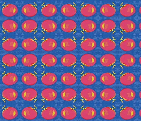 Matisse's Apple fabric by materialsgirl on Spoonflower - custom fabric