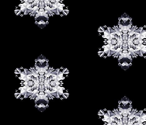 Chrome Crystal 3 fabric by animotaxis on Spoonflower - custom fabric