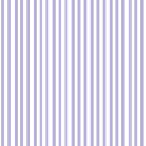 ticking stripes light purple fabric by misstiina on Spoonflower - custom fabric