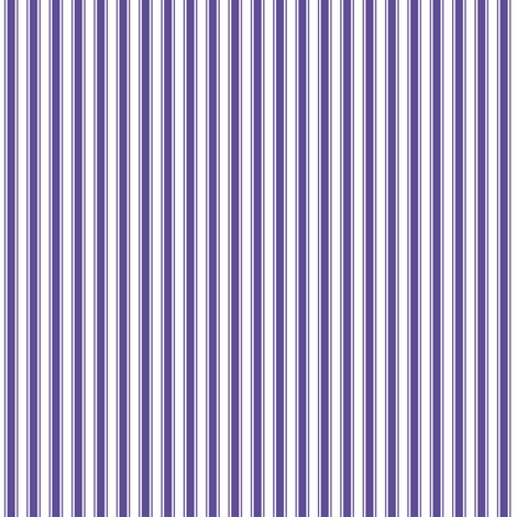ticking stripes purple fabric by misstiina on Spoonflower - custom fabric