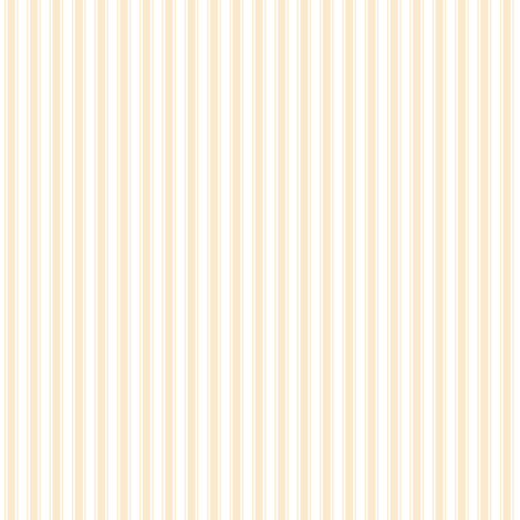 ticking stripes ivory fabric by misstiina on Spoonflower - custom fabric