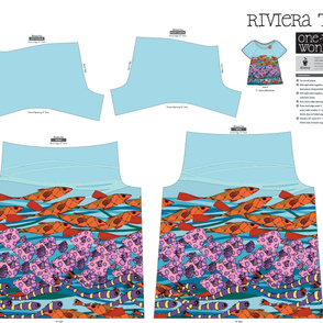 Riviera Tee