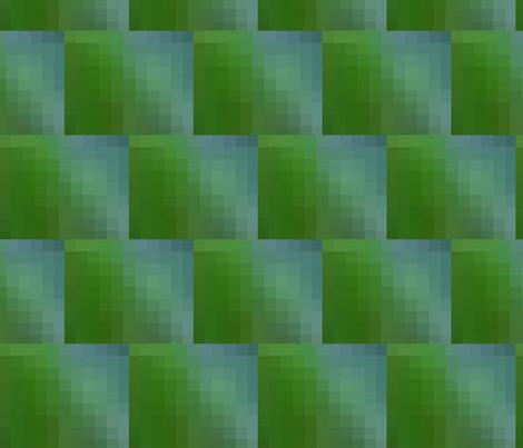 The green stuff fabric by joleneko on Spoonflower - custom fabric