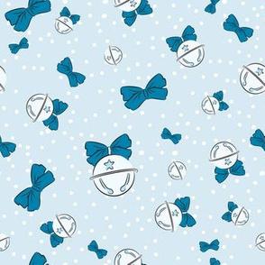 Jingle Bells - Blue