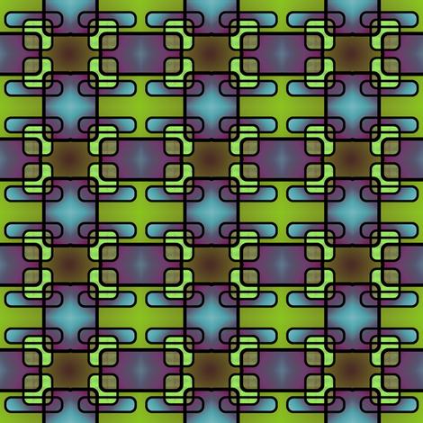 modern3 fabric by y-knot_designs on Spoonflower - custom fabric