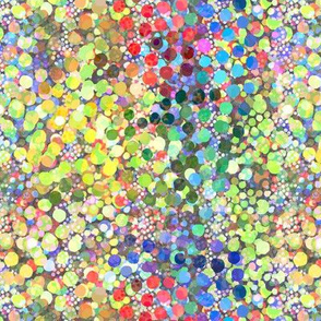 Shattered Light Spectrum Dots