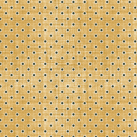 Dots on linen fabric by joanmclemore on Spoonflower - custom fabric