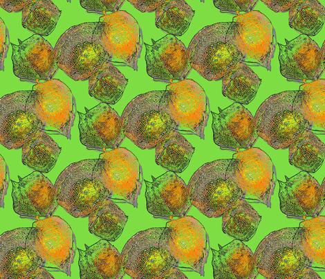 Groundcherry repeat fabric by nalo_hopkinson on Spoonflower - custom fabric