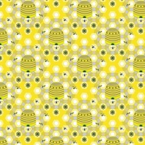 Beehive yellow