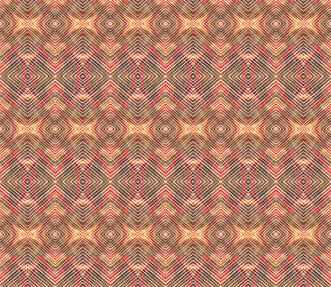 Geometric Light fabric by anniedeb on Spoonflower - custom fabric