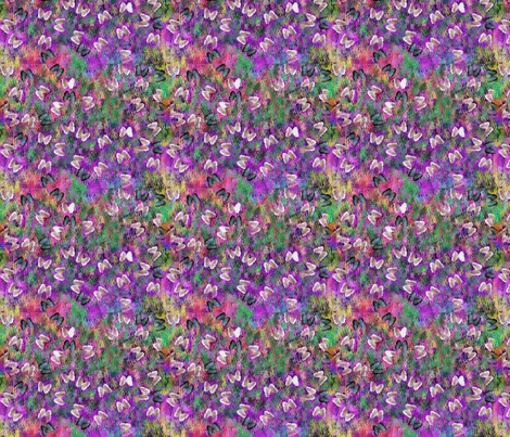 Butterfly Meadow fabric by scifiwritir on Spoonflower - custom fabric