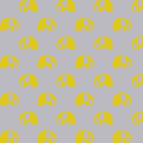 elephants_6cm - yellow 1