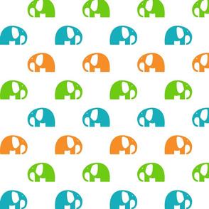 elephants_6cm_blue-green-orange