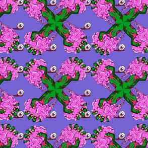 Pinwheel Brains