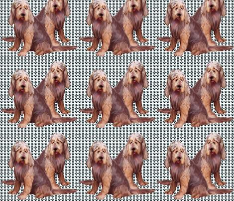 otterhounds fabric by dogdaze_ on Spoonflower - custom fabric