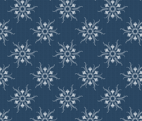 butterflakes fabric by glimmericks on Spoonflower - custom fabric
