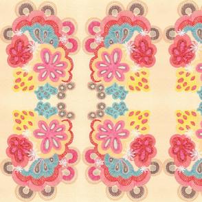 Flora Doodle 1