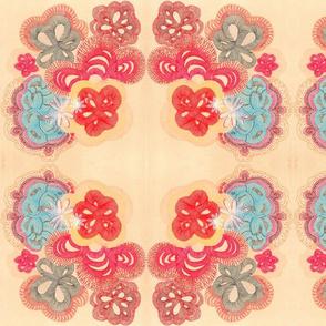 Flora Doodle 2