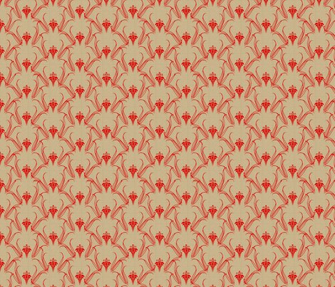 Lillies_flame_on_beige_shop_preview