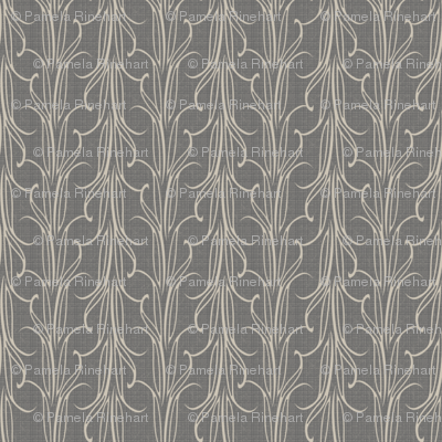lily_leaf_stripe_silver