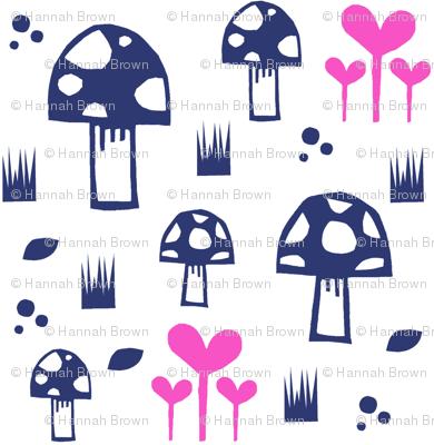 mushroompink