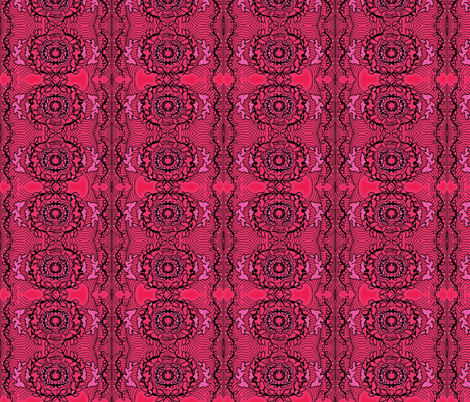 Formal Wreath fabric by robin_rice on Spoonflower - custom fabric