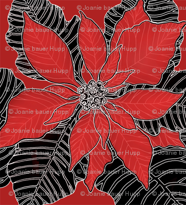 BAUER-Poinsettia