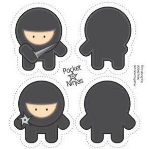 Pocket Ninjas