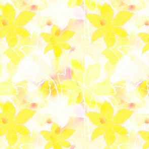 Spring Time in Yellow