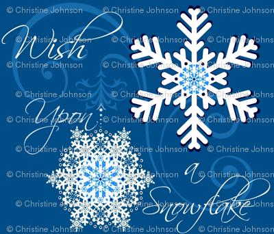 A Wish Upon a Snowflake