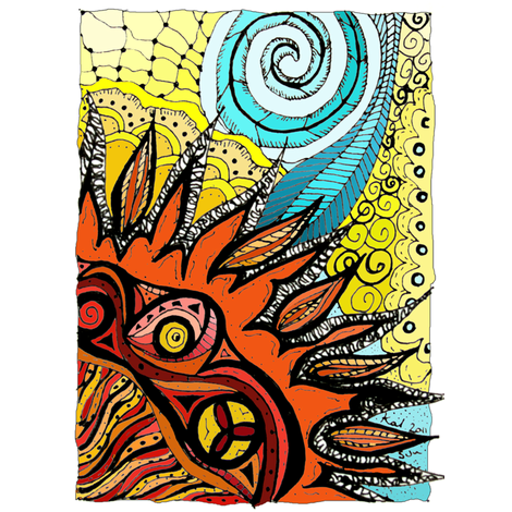 ATC_sun_col swatch fabric by kalona_creativity on Spoonflower - custom fabric