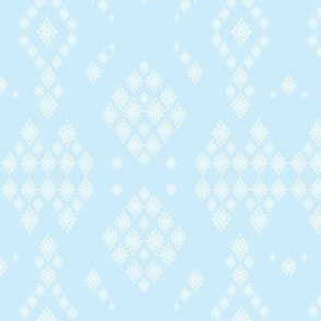 snowflake harlequin