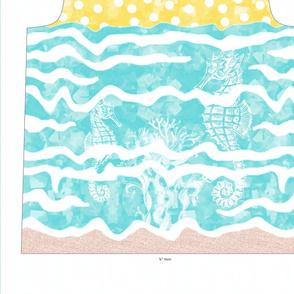 Under The Sunny Sea Tee