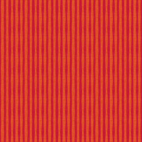 Candy Stripe:Cranberry fabric by spellstone on Spoonflower - custom fabric