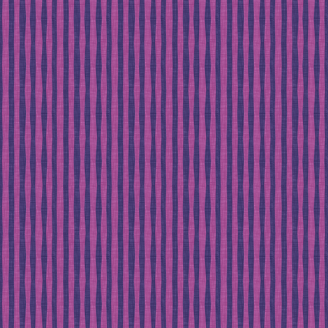 Candy Stripe:Blackcurrant fabric by spellstone on Spoonflower - custom fabric