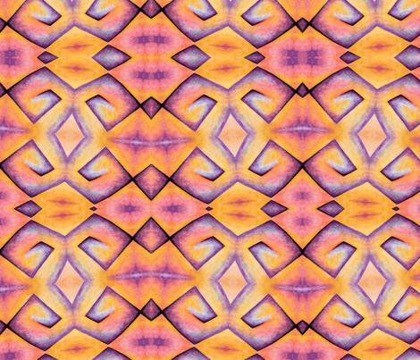 0range-purple-2 FQ fabric by kalona_creativity on Spoonflower - custom fabric