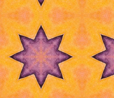 0range-purple-4 FQ fabric by kalona_creativity on Spoonflower - custom fabric