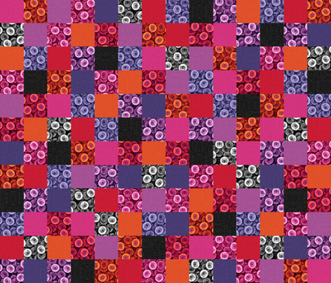 Candied Spider Cheater Quilt fabric by spellstone on Spoonflower - custom fabric