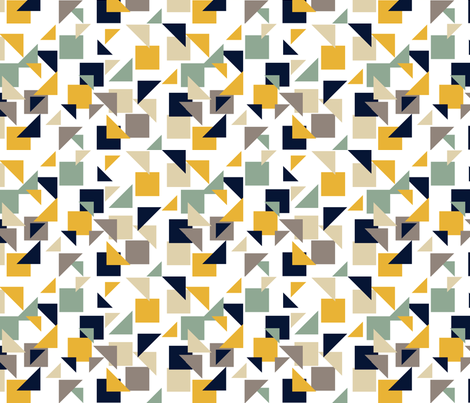 Optimetrics A90 fabric by samossie on Spoonflower - custom fabric