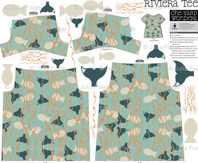 In the Waves One-Yard Wonders Riviera Tee