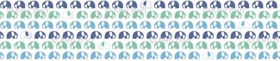 elephants_6cm_3row_blue green blue