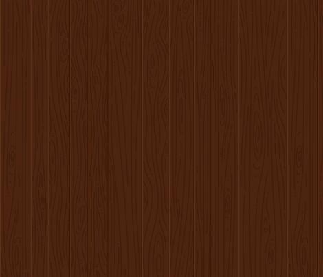 Dark Wood fabric by friztin on Spoonflower - custom fabric