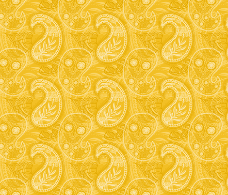 Trust Joy fabric by penina on Spoonflower - custom fabric