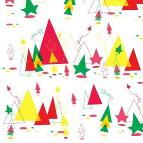 Christmas Triangle Fun