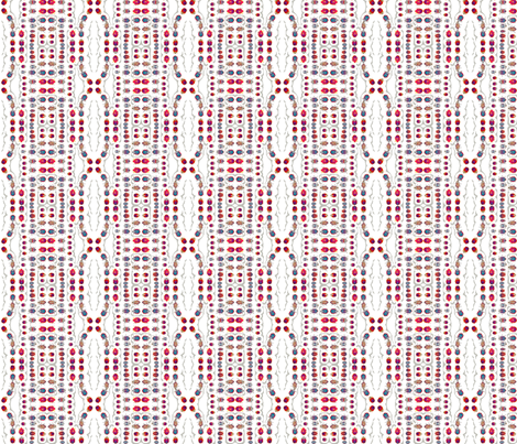 The Lives of Beetles fabric by robin_rice on Spoonflower - custom fabric