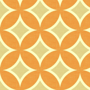 MOD CIRCLE - california crush - linen