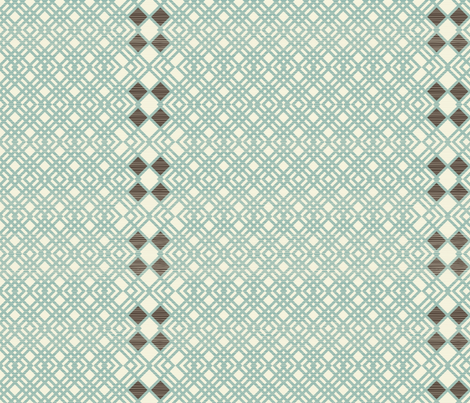 abstract geometric pattern fabric by anastasiia-ku on Spoonflower - custom fabric